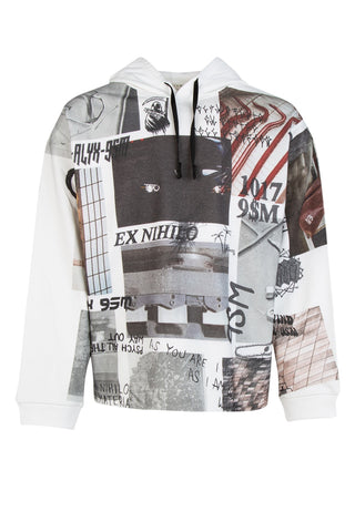 1017 Alyx 9SM Printed Hooded Sweatshirt