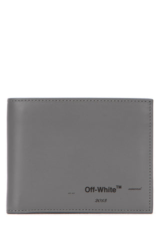 Off-White Logo Bifold Wallet