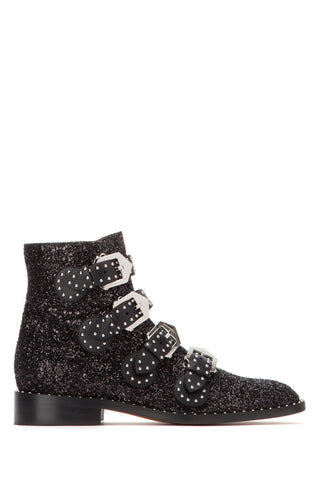 Givenchy Glittered Ankle Boots