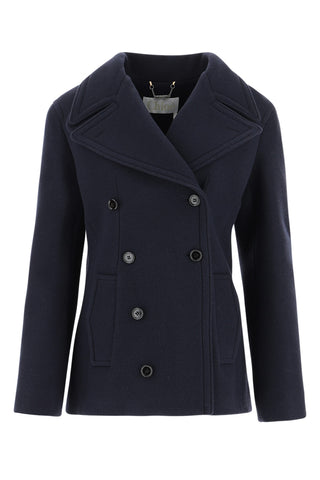 Chloé Tailored Short Coat