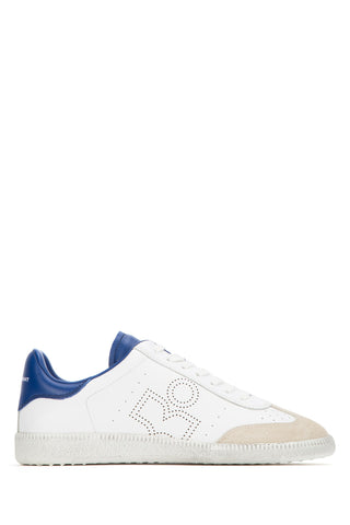 Isabel Marant Perforated Logo Sneakers