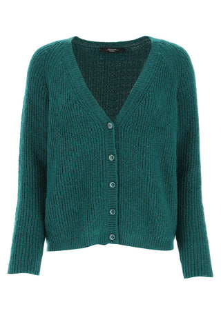 Weekend Max Mara V-Neck Cardigan