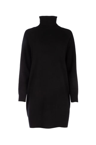 Max Mara Turtleneck Sweater Dress