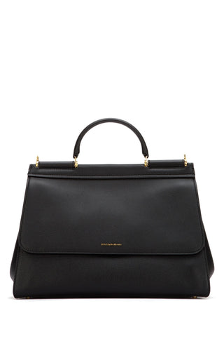 Dolce & Gabbana Sicily Top Handle Tote Bag
