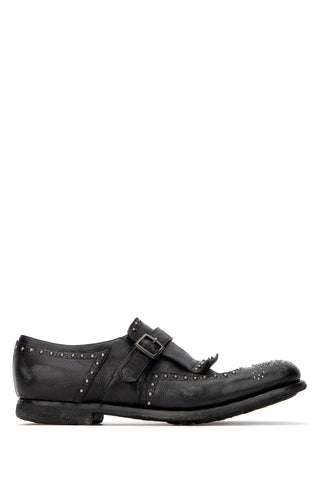 Church's Studded Monk Strap Shoes