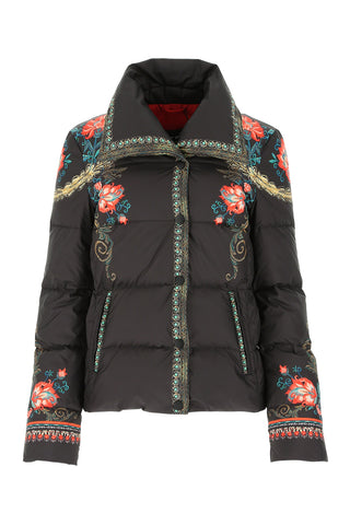 Etro Printed Padded Jacket