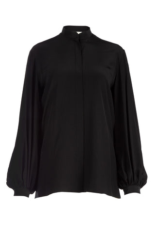 The Row Oversized Blouse