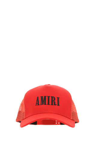 Amiri Logo Embroidered Cap