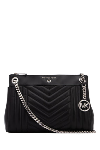 Michael Michael Kors Susan Quilted Shoulder Bag