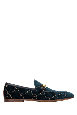 Gucci Jordaan GG Loafers