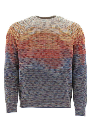 Missoni Striped Crewneck Sweater