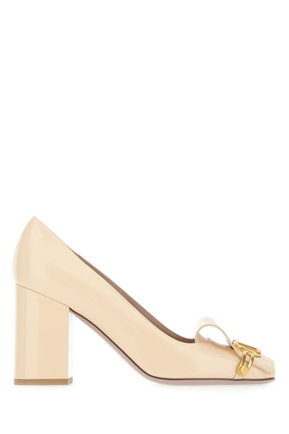 Valentino VLOGO Buckle Pumps