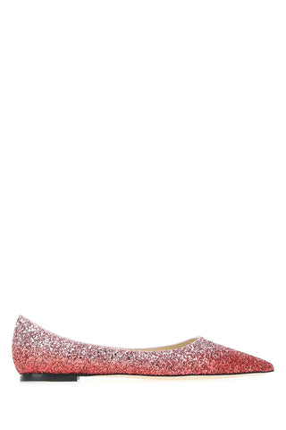 Jimmy Choo Love Ballerina Shoes