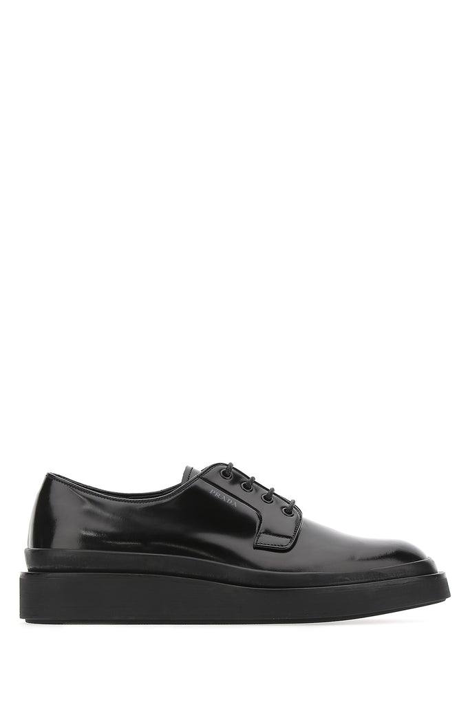 Prada Oxford Lace-Up Shoes