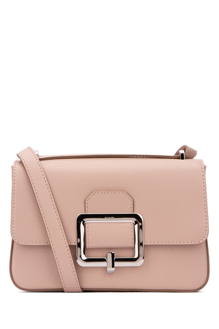 Bally Janelle Buckle Shoulder Bag