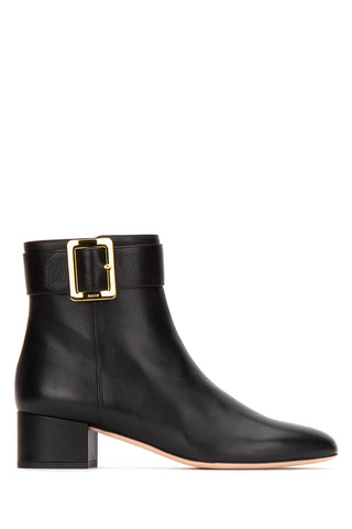 Bally Jay Buckled Ankle Boots