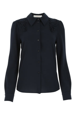 See By Chloé Button Up Blouse