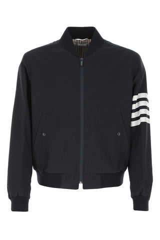 Thom Browne 4-Bar Bomber Jacket