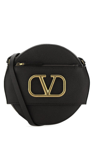Valentino VLogo Rounded Crossbody Bag