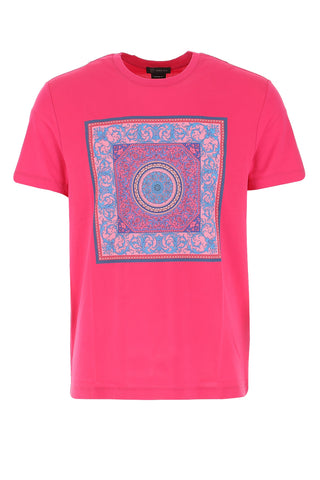 Versace Baroque Printed T-Shirt