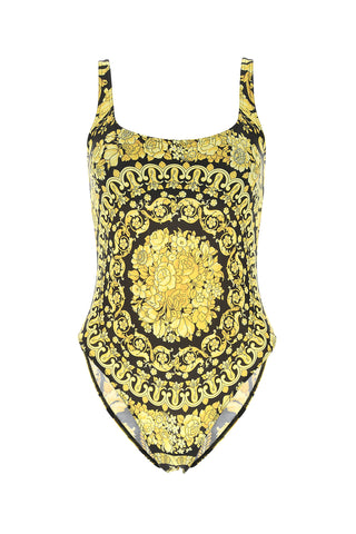 Versace Barocco Printed Swimsuit