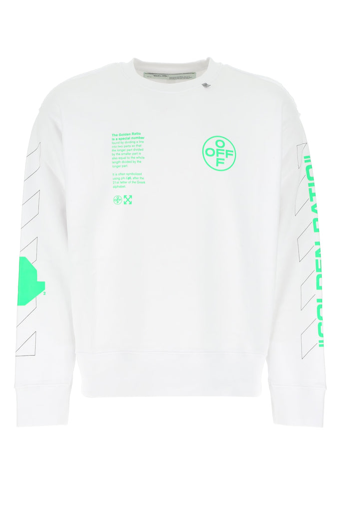 Off-White Arch Shapes Sweatshirt
