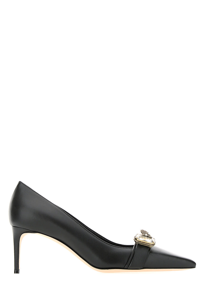 Alexander McQueen Embellished Court Pumps