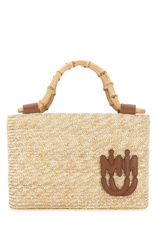 Miu Miu Braided Handbag