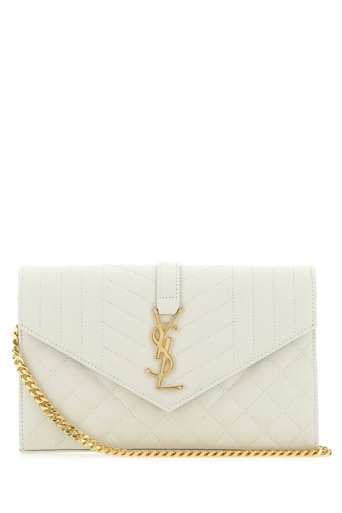Saint Laurent Monogram Chain Wallet Bag