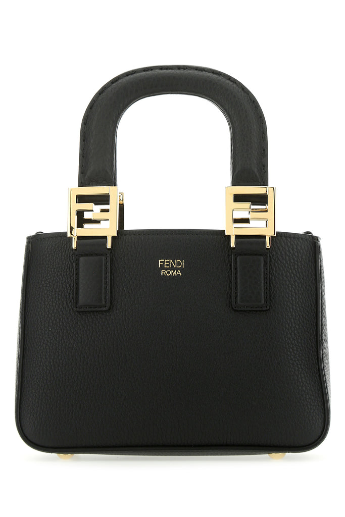 Fendi FENDI FF TOP HANDLE MINI TOTE BAG