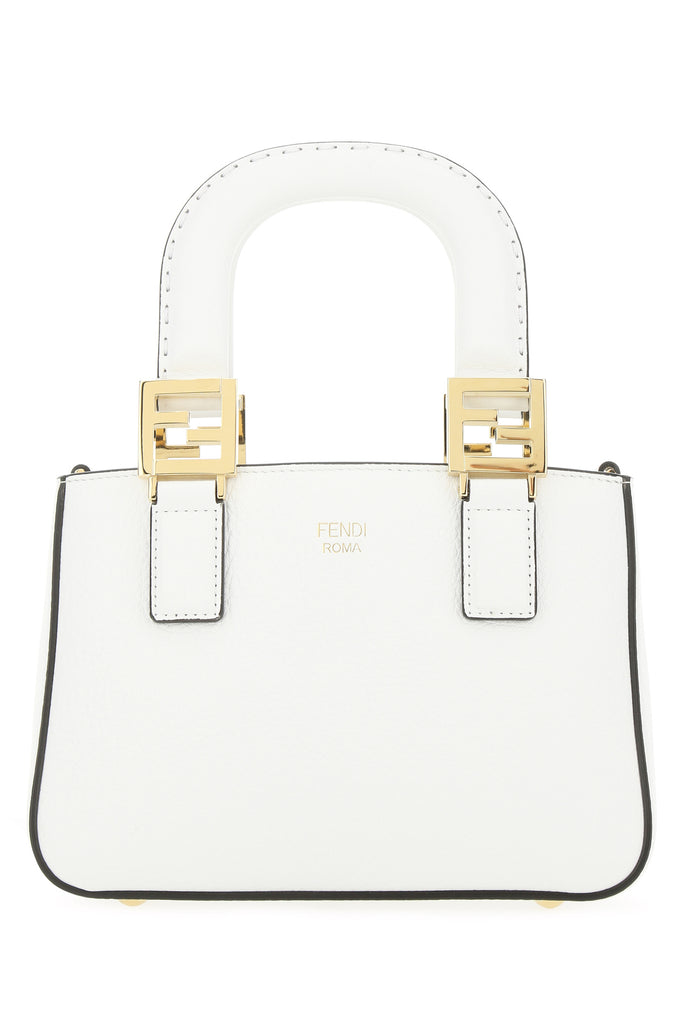 Fendi FENDI MINI TOP HANDLE TOTE BAG