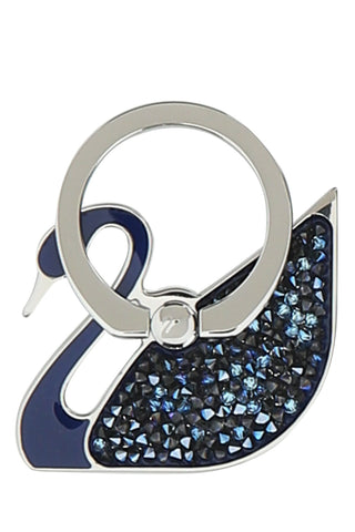 Swarovski Swan Sticker Phone Ring