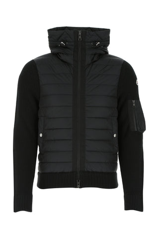 Moncler Padded Front Zip Jacket