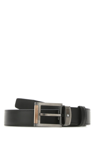 Montblanc Rectangular Buckle Belt