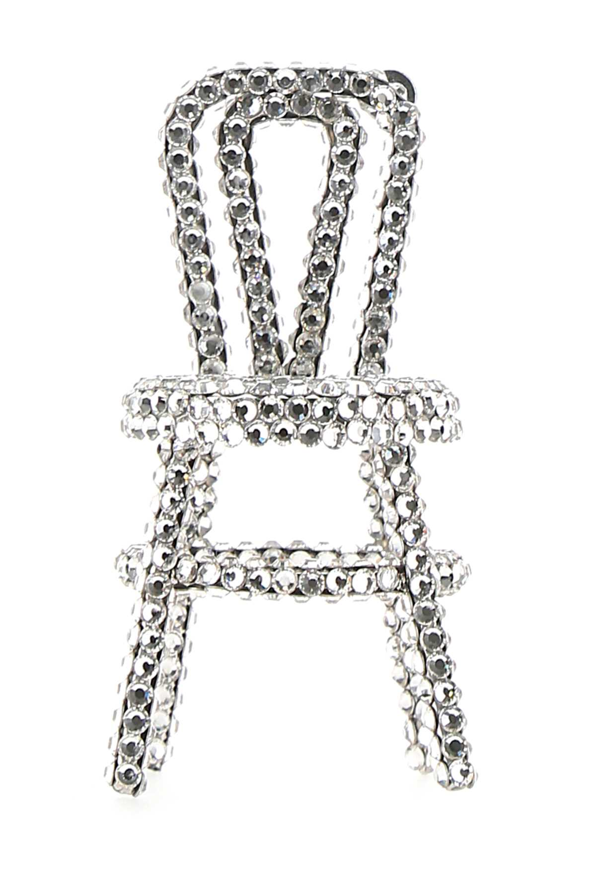 Area AREA CRYSTAL EMBELLISHED CHAIR SINGLE EARRING