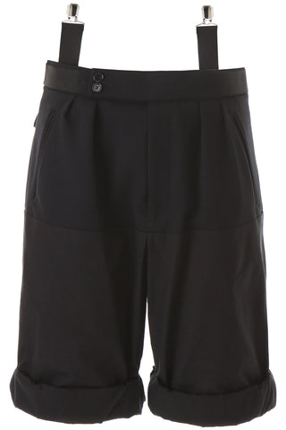 Raf Simons Rolled Up Bermuda Shorts