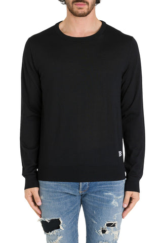 Balmain Crewneck Knitted Sweater