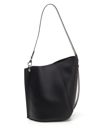 Lanvin Asymmetrical Shoulder Bag