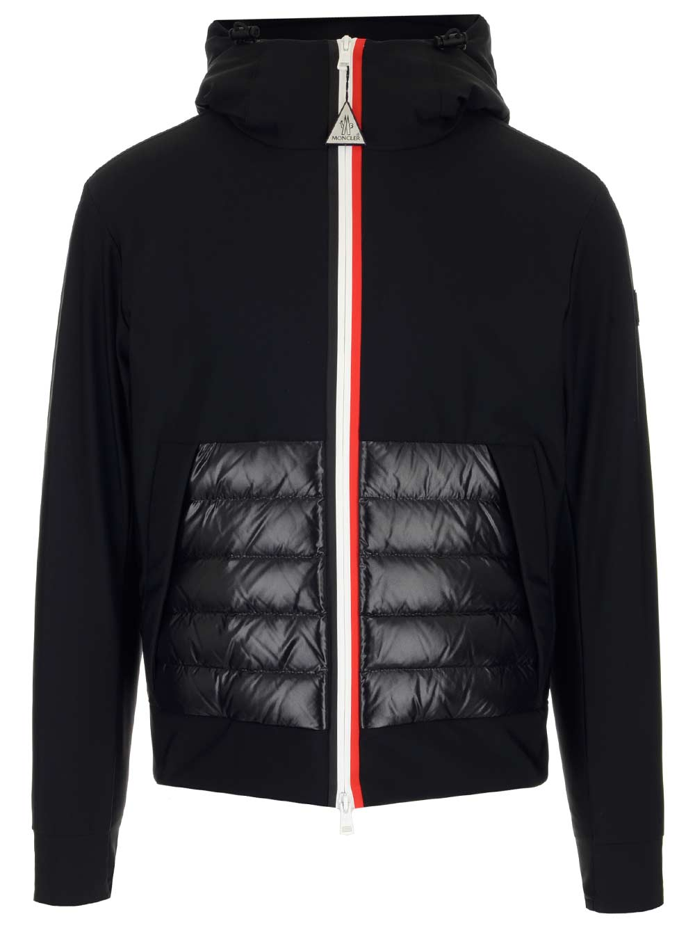 Moncler MONCLER AUTHION SOFT SHELL DOWN JACKET