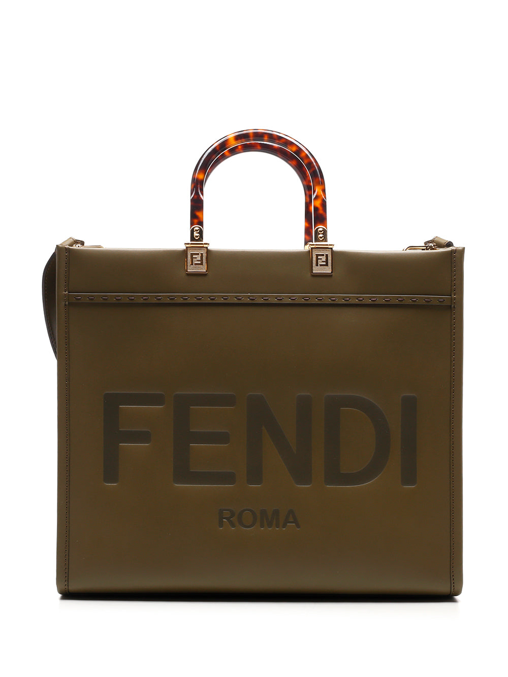 Fendi FENDI SUNSHINE MEDIUM TOTE BAG