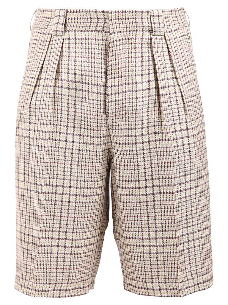 Jacquemus Pleated Shorts
