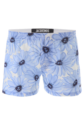 Jacquemus All Over Print Trunks