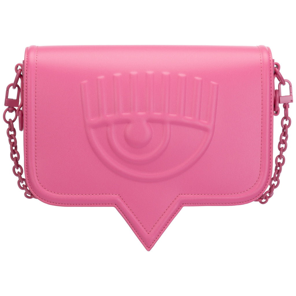 Chiara Ferragni CHIARA FERRAGNI BIG EYELIKE SHOULDER BAG