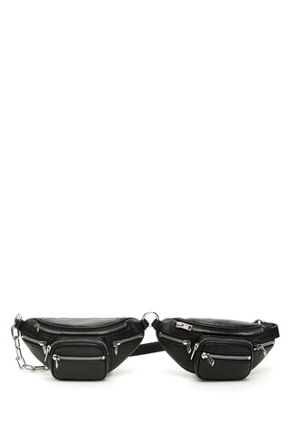 Alexander Wang Attica Double Belt Bag