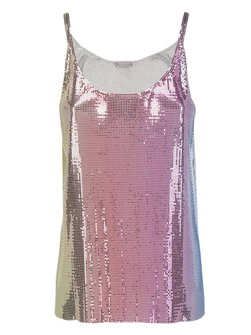 Paco Rabanne Chain Mail Camisole