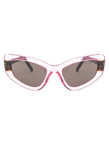 Prada Eyewear Cat Eye Sunglasses