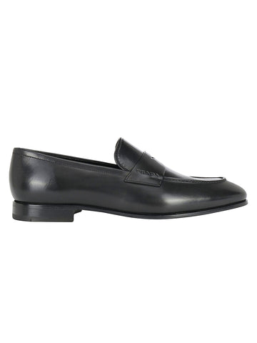 Prada Panelled Loafers
