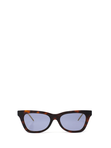 Gucci Eyewear Rectangular Frame Sunglasses