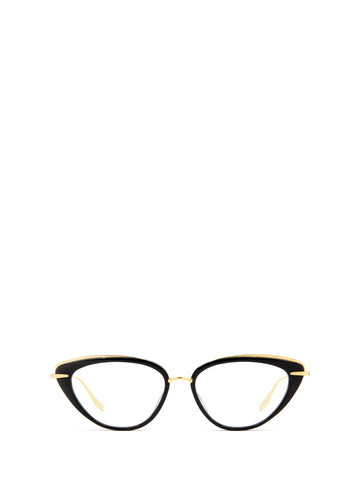 Dita Eyewear Oval Frame Glasses