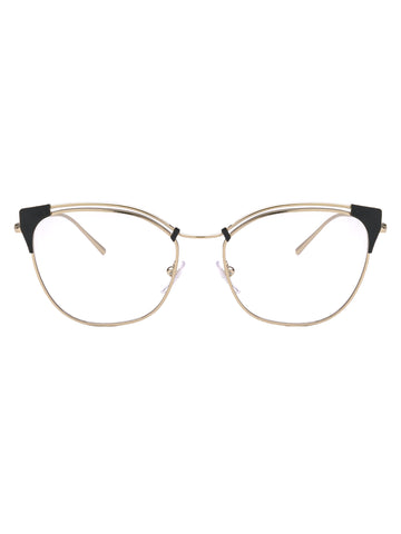 Prada Eyewear Cat Eye Glasses